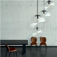 """Подвесной стеклянный светильник """"Меркурий"""" KL17831"""