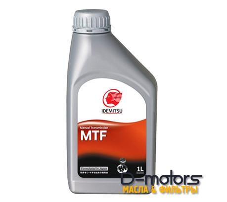 Трансмиссионное масло Idemitsu Mtf (1л.)