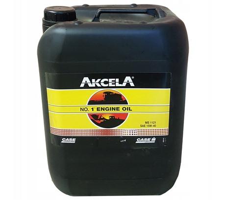 Akcela N1 Engine Oil 15W-40 (20 л.)