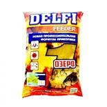 Прикормка Delfi Feeder Озеро 800г Конопля DFG-359