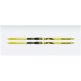Лыжи Fischer SPRINT CROWN YELLOW JR N63317, интернет-магазин Sportcoast.ru