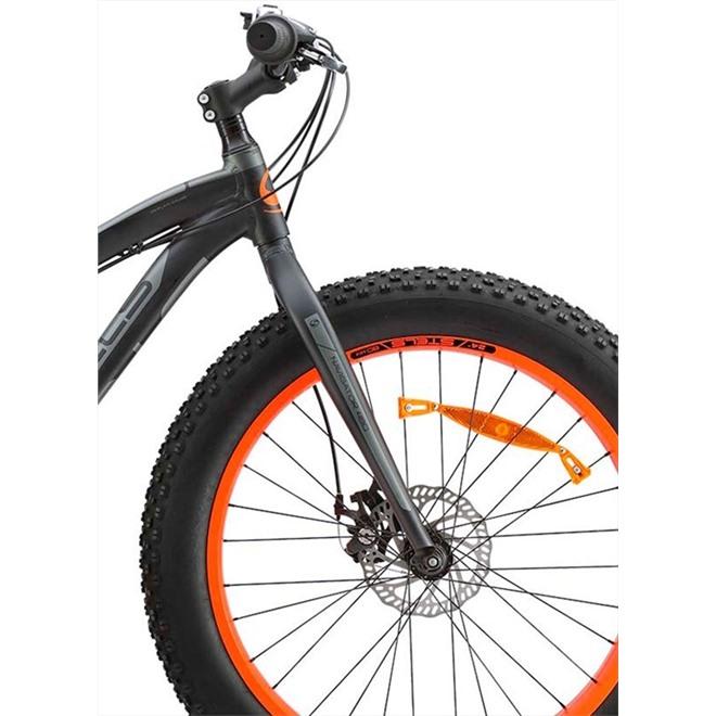 "Велосипед Stels Navigator 24"" 480 MD V020 Черный , интернет-магазин Sportcoast.ru"