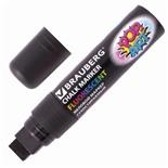 Маркер меловой Brauberg Pop-Art линия 15 мм черный 151544