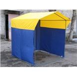 Палатка торговая Митек Домик 1,9х1,9 (разборная)