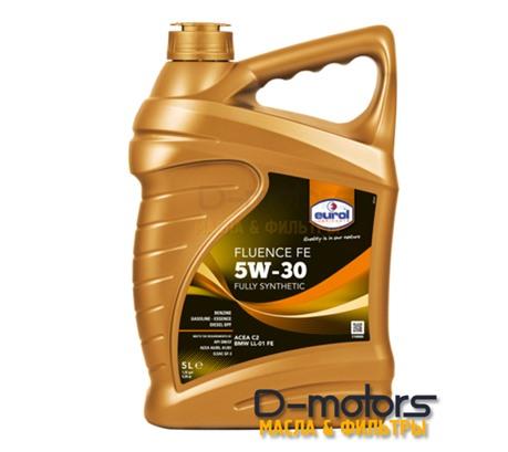 Моторное масло EUROL Fluence FE 5W-30 C2 (5л.)