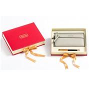 Подарочный набор ручка и портмоне Venuse 78011 №98