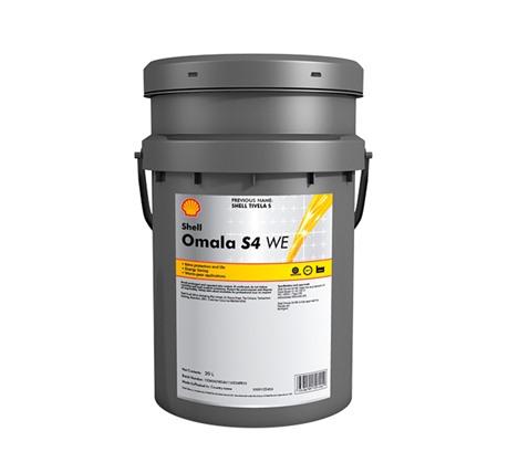 Shell  Omala  S4 WE 150, 20л.