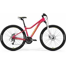 Велосипед Merida Juliet 7.40MD Rasberry/Lime (2017) , интернет-магазин Sportcoast.ru