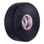Лента хоккейная для крюка, 36мм х 25м, черный