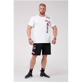 NEBBIA Labels T-shirt цв.белый