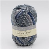 Пряжа Stripy цвет 539, 210м/50г, Casagrande