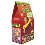 Набор Slime Лаборатория, Сделай слайм, желтый 100 г SS100-1