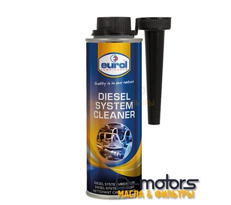 Очиститель топливной системы дизель EUROL Diesel System Cleaner (250мл.)
