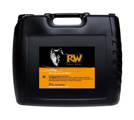 RW TRUCK FORCE R4 15W-40 (20 л.)