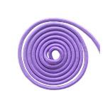 Скакалка для художественной гимнастики RGJ-101, 3 м, фиолетовый