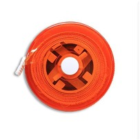 Сантиметр-рулетка цвет Оранжевый, KA Seeknit, Orange, 06206