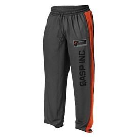 Спортивные брюки GASP №1 Mesh Pant,  Black/Flame