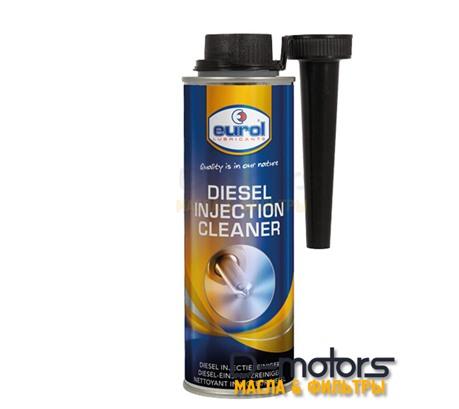 Очиститель форсунок дизель EUROL Diesel Injection Cleaner (250мл.)