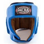Шлем для бокса Pak Rus  PR-13-002 синий (L)