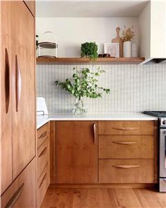 Как визуально увеличить пространство кухни