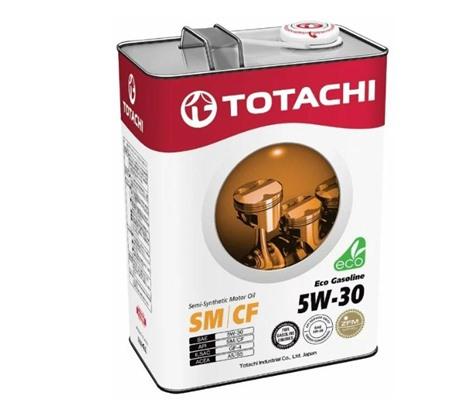TOTACHI ECO GASOLINE 5W-30 (4л.)