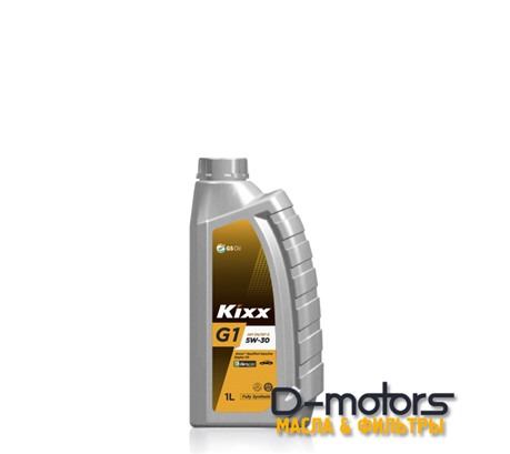 Моторное масло KIXX G1 DEXOS1 5W-30 (1л)