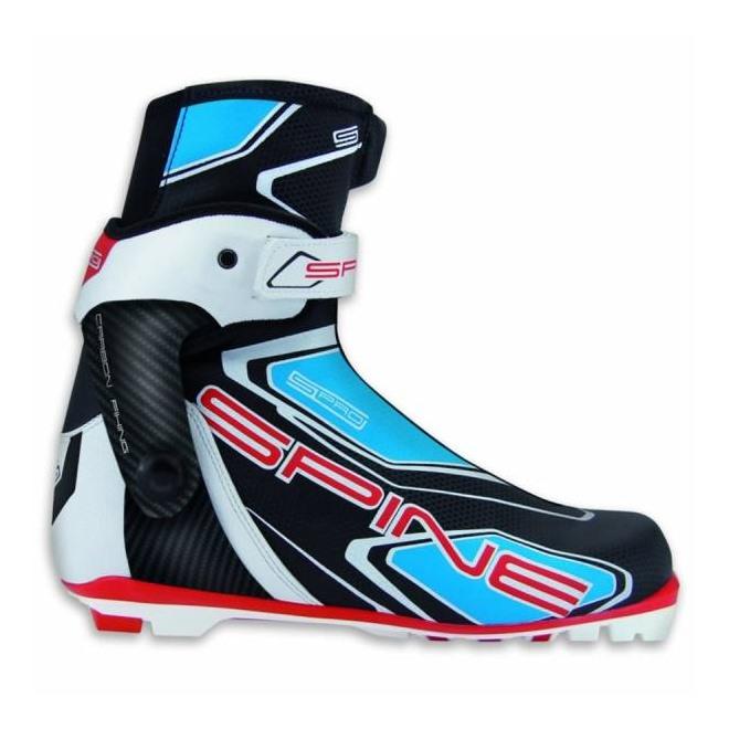 Ботинки NNN SPINE Carrera Carbon PRO 398 37р., интернет-магазин Sportcoast.ru