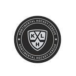 Шайба хоккейная  КХЛ 2018, в блистере