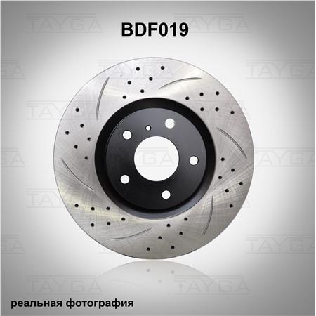 BDF019 - ПЕРЕДНИЕ