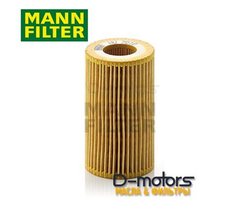 Фильтр масляный MANN  HU7010Z