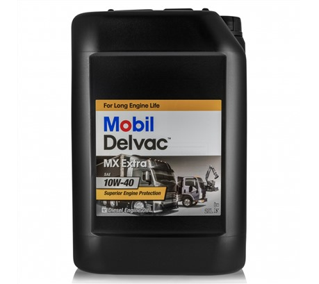 Mobil Delvac MX Extra 10W-40, 20л