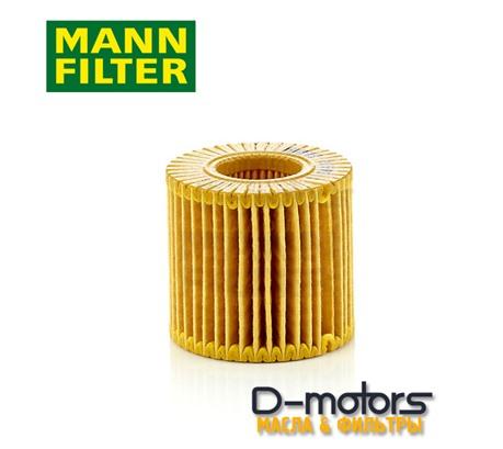 Фильтр масляный MANN HU6006Z