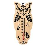 Термометр для бани и сауны Банные Штучки Сова 18051