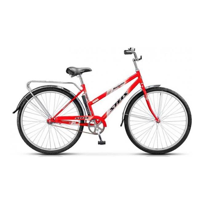 "Велосипед Stels Navigator 28"" 300 Lady Z010 (с корзиной), интернет-магазин Sportcoast.ru"