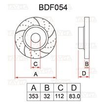 BDF054
