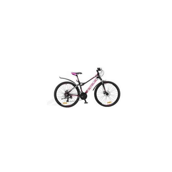 Велосипед Stels Miss-5300 MD V020 Чёрный, интернет-магазин Sportcoast.ru