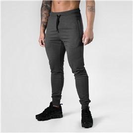 Спортивные брюки Better Bodies Tapered Joggers V2, темно-серый меланж