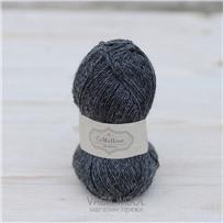 Пряжа Tynd Lamauld Средний серый 5080, 220м/50г, CaMaRose, Mellemgra