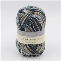 Пряжа Stripy цвет 278, 210м/50г, Casagrande