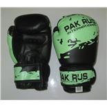 Перчатки боксерские Pak Rus, иск. кожа , 4 OZ, PR-11-012 (красный)